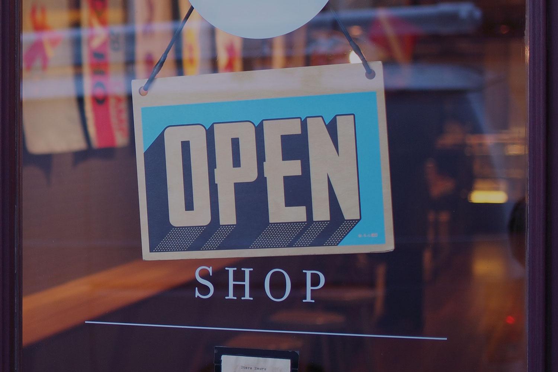 ouverture de shopigal