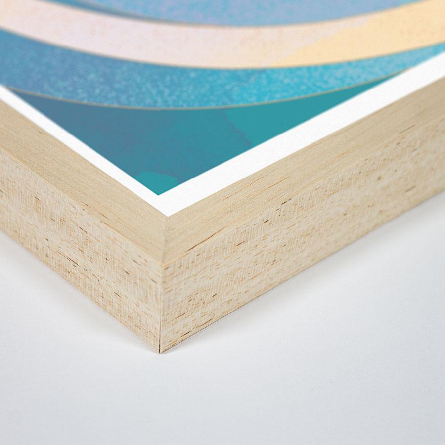 zoom cadre bois muse des vents